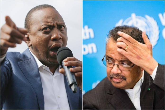 非洲無力承受肺炎 肯亞警告譚德塞老家:快停飛中國!