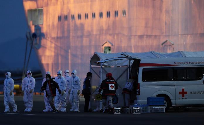 ▲截至2月9日為止,武漢肺炎死亡人數已超越SARS時期全球死亡人數。(圖/美聯社/達志影像)