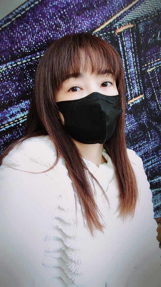 <br> ▲蕭彤雯透露現在衛生紙和口罩一樣大缺貨。(圖/翻攝臉書)
