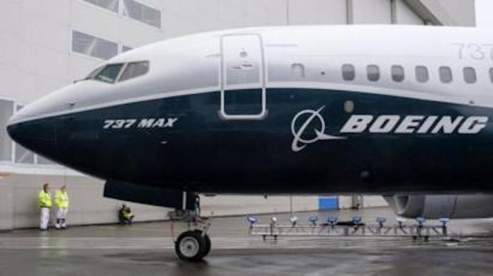 疑機械問題關一具發動機 美航737MAX安降新澤西