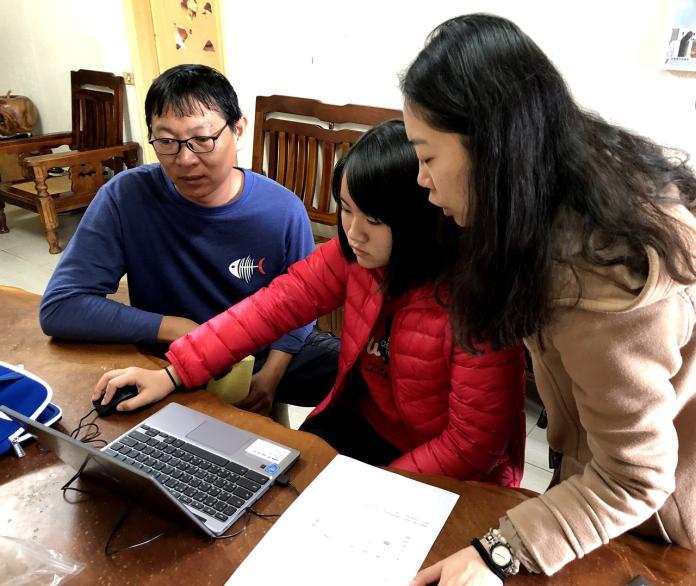 防疫停課學習仍不停 太平國小開啟<b>線上學習</b>平台