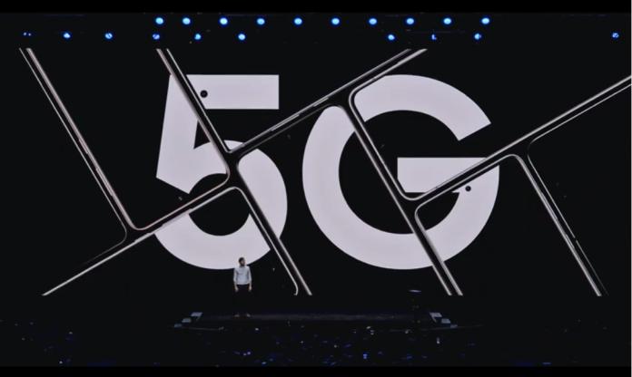 ▲5G技術。(圖/取自「三星Galaxy