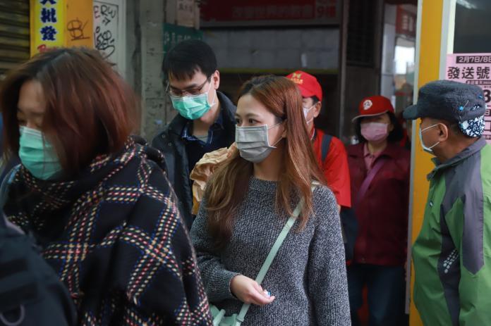 ▲武漢肺炎蔓延,中央流行疫情指揮中心召開記者會說明最新疫情。(圖/NOWnews攝影中心)