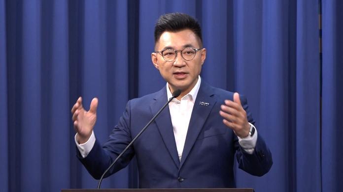 老人黨!江啟臣爆國民黨40歲以下竟只有3%