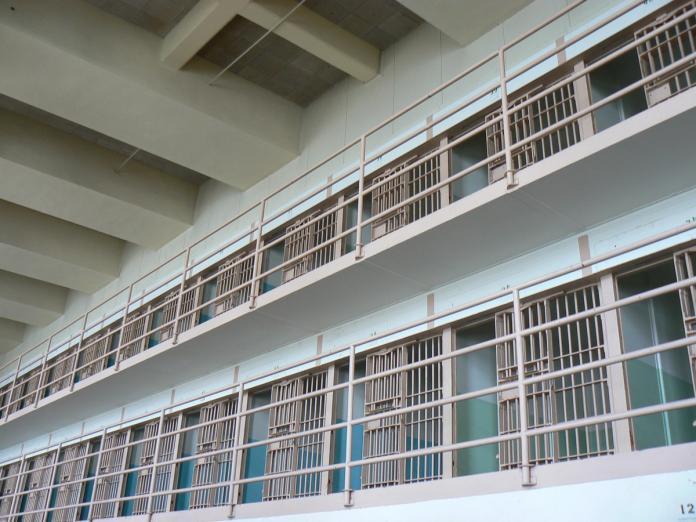 ▲監獄(圖/Pxhere)