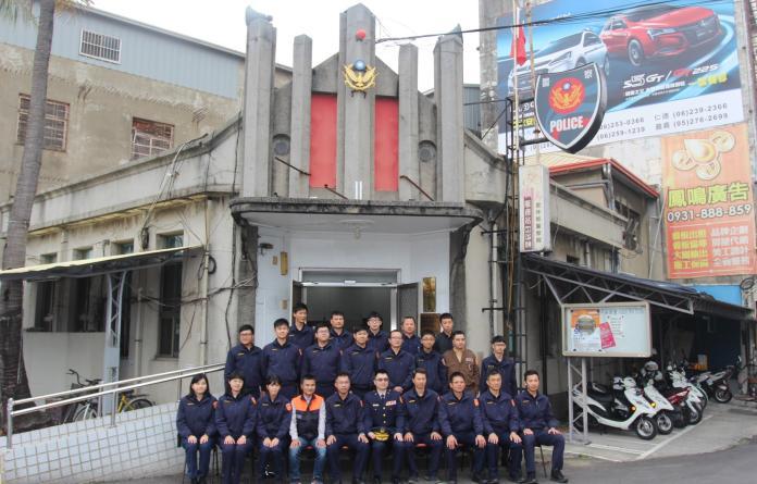 斗南站前派出所走進歷史 喬遷警分局正式揭牌進駐