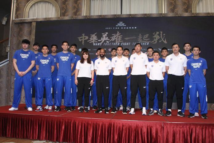 ▲亞洲盃男籃資格賽,中華男籃球員及教練團正選名單公布