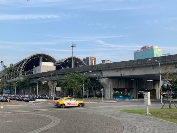 ▲台北捷運環狀線。(圖/科達機構提供)
