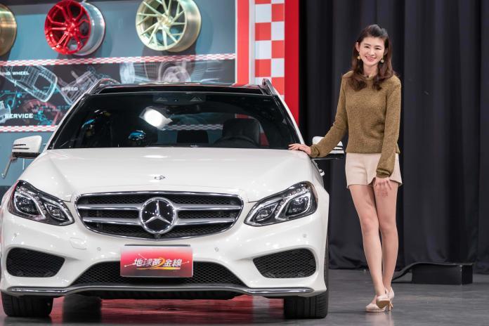 ▲TVBS《地球黃金線》主持人蘇宗怡與專家討論汽車消毒主題