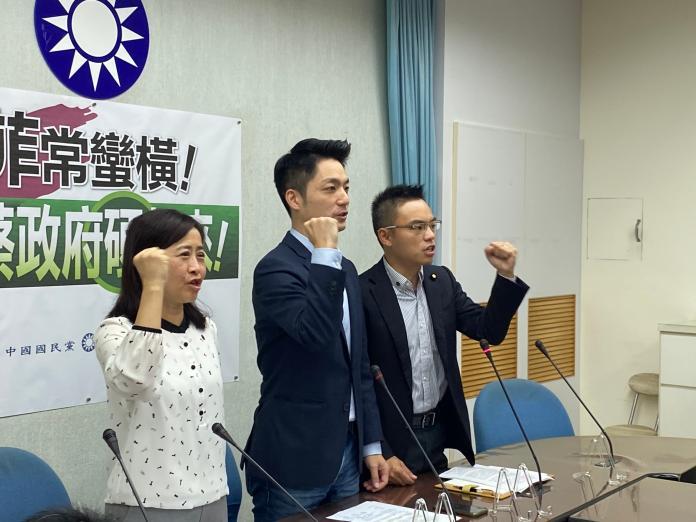 菲國嗆台儘管取消免簽 洪孟楷:「讓他稱心如意!」