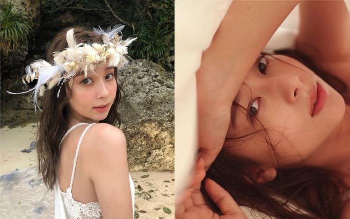 日本第一美女情人節曝喜訊 IG辣照性感無極限