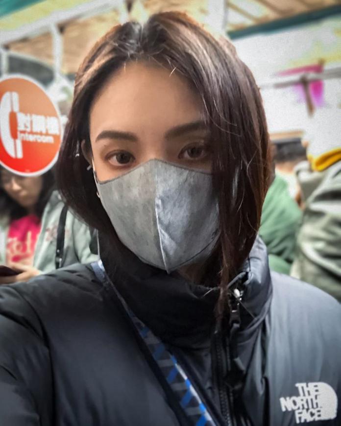 ▲歐陽靖透露日本目前的抗疫行動極為消極。(圖/翻攝臉書)