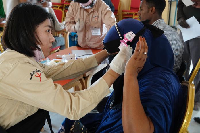 同為國際社會邊緣人 台灣捐索馬利蘭15萬片口罩防疫