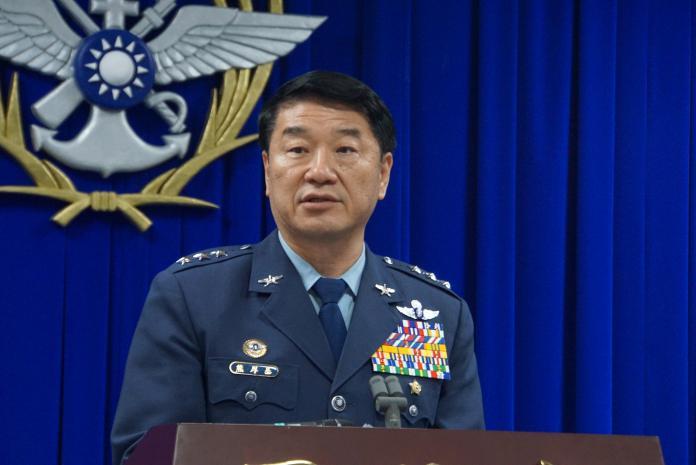 黑鷹直升機失事懲處 空軍司令熊厚基等五人記過