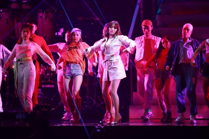 ▲A-Lin 2020《Passenger 旅.課》世界巡迴演唱會台北站。(圖/記者葉政勳攝 , 2020.02.15)