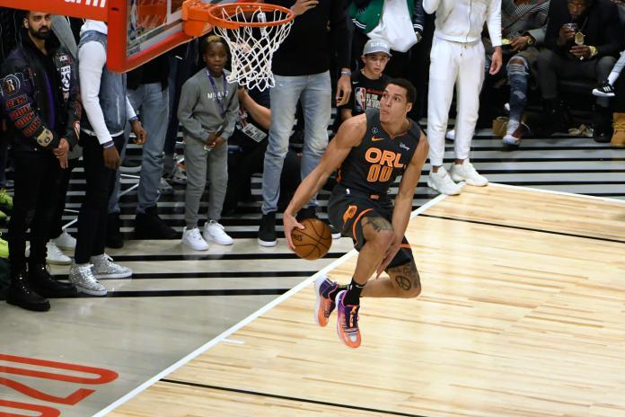 NBA/3度居亞軍直呼灌籃大賽不公平 詹皇:應有2個冠軍