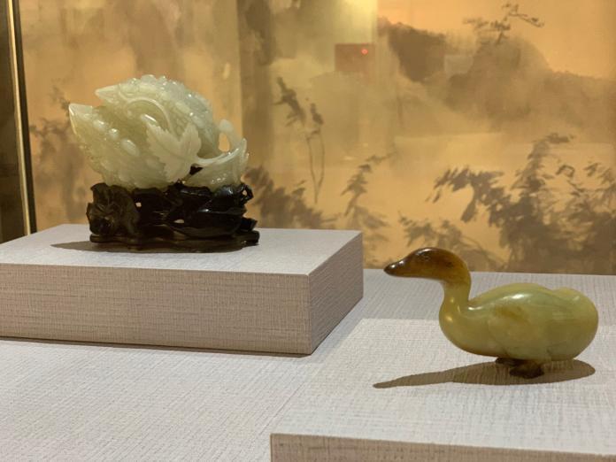 故宮國寶黃玉鴨、白玉錦荔枝 超越時空藝術的旅行