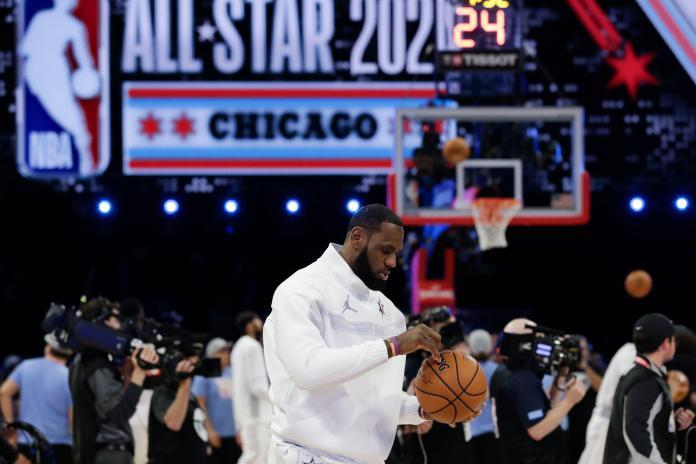 NBA/被嗆最後一擊能力不如厄文和KD 詹皇:我沒有弱點