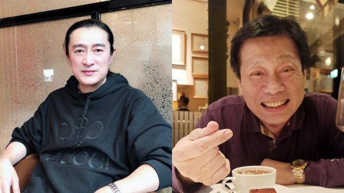 ▲被問到黃安(左圖)可能還留在台灣,高大成一句話酸爆。(圖/翻攝黃安微博、高大成臉書)