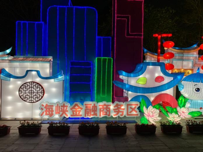 台灣燈會「友好城市」展區 議員:根本中國專區