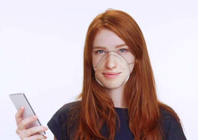 戴口罩照樣能通過臉部辨識?女發明「神物」騙過Face ID