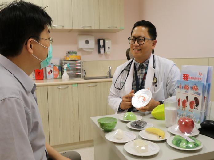 事業有成「腹爸爸」腎功能拉緊報 調整飲食無惡化