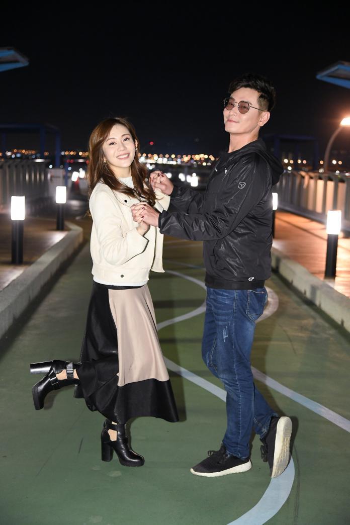 <br> ▲陳冠霖飾演王宇婕劇中老公添丁。(圖/三立提供)
