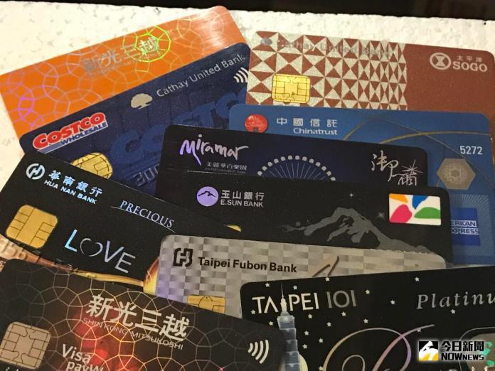 ▲Visa、Master、JCB最好都各自擁有一張,才會有備用信用卡可以刷。(圖/NOWnews資料照)