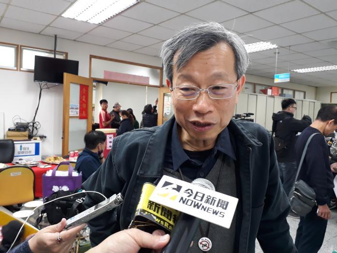 <br> ▲衛生局長葉彥伯說,2月25日開學,要嚴防開學後校園群聚感染。(圖/記者陳雅芳攝)