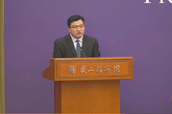 ▲中國大陸疾病預防控制中心研究員馮錄召。(圖/翻攝微博)