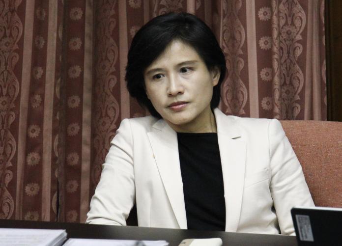 ▲文化部長鄭麗君。(圖/記者葉政勳攝 , 2020.02.21)