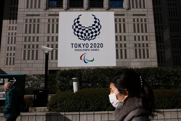 ▲東京奧運會已超過300人染疫。(圖/美聯社/達志影像)