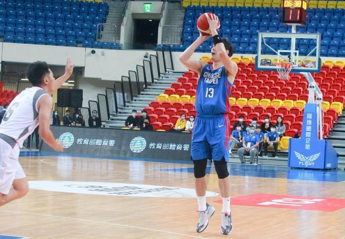 籃球/呂政儒國家隊最終戰對日本 帕克:陣容很難選