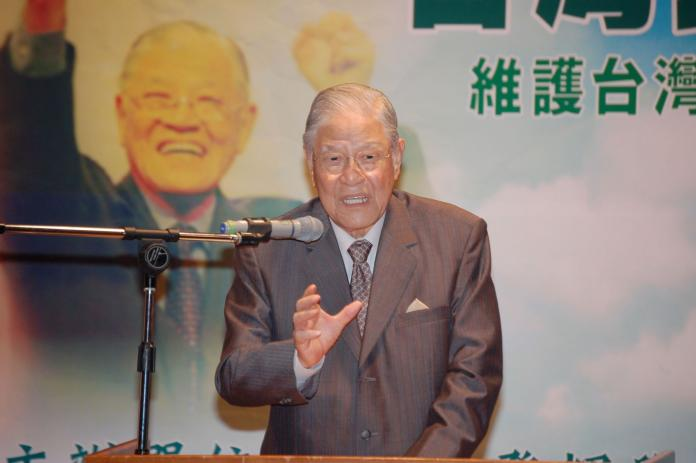 ▲前總統李登輝病逝。(圖/NOWnews攝影中心)