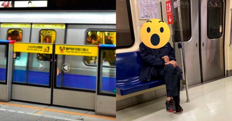 ▲搭捷運人人都會戴口罩。(圖/NOWnews資料照片、翻攝爆廢公社)
