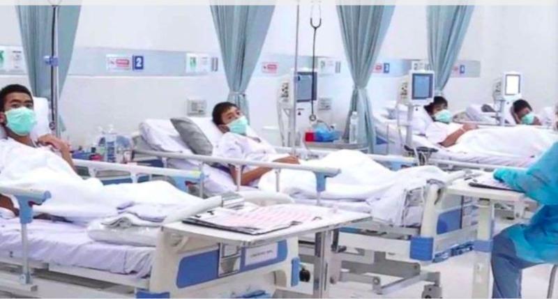 網美「一舉動」住進隔離病房!醫師氣炸:這樣被你糟蹋了