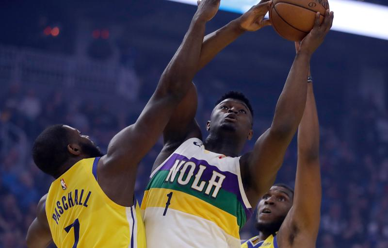 NBA/誰是新人王領先者?鵜鶘狀元承認是灰熊莫蘭特