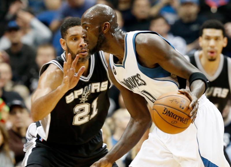NBA/鄧肯也會說垃圾話 賈奈特:最傷人的是這一句