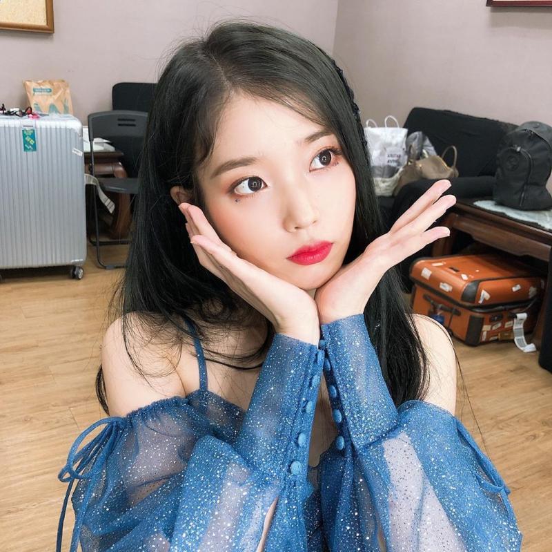 <br> ▲韓國知名女星李知恩。(圖/翻攝 IG )