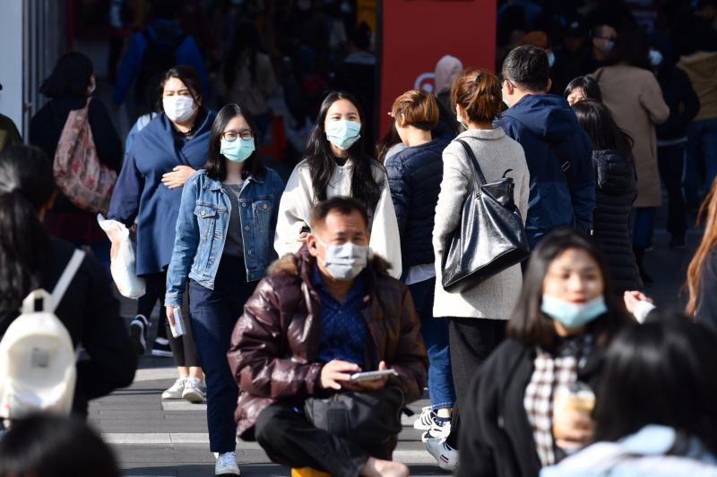 台灣人俄羅斯旅遊因戴口罩被誤認中國人 遭強制隔離