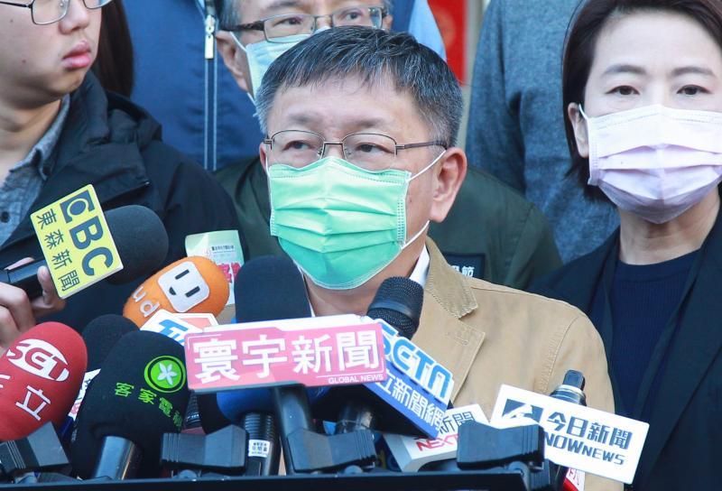 台北市下令:回國師生一律戴口罩14天 7/14前禁出國