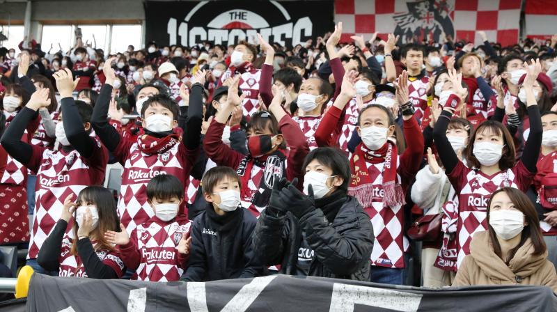 J1 League 1st Sec. Vissel Kob VS Yokoham FC