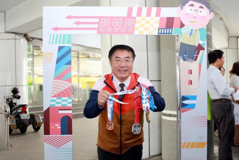不畏武肺疫情 台南古都馬拉松3月1日正式開跑