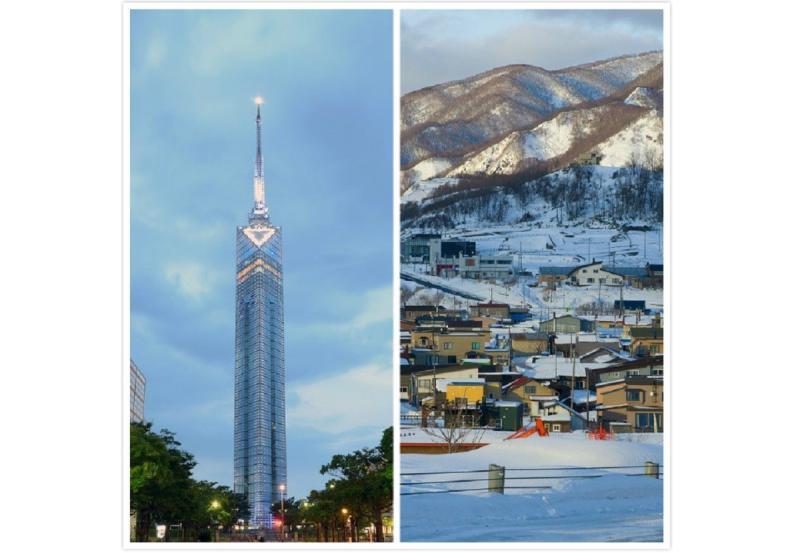 「札幌vs<b>福岡</b>」住哪比較爽?眾人答案一面倒: 毫無疑問