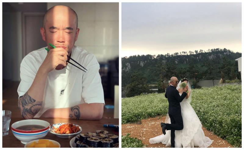 男星愛情長跑11年娶小17歲妻 婚姻維持16個月閃離