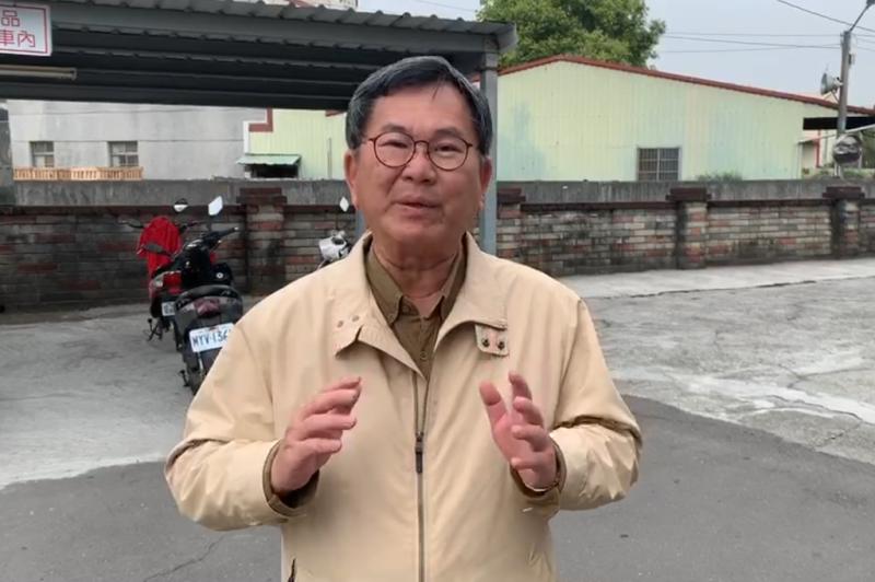 民進黨嘉義縣立委陳明文對大甲媽遶境活動延期舉辦,表示:這是一個正確的決定。