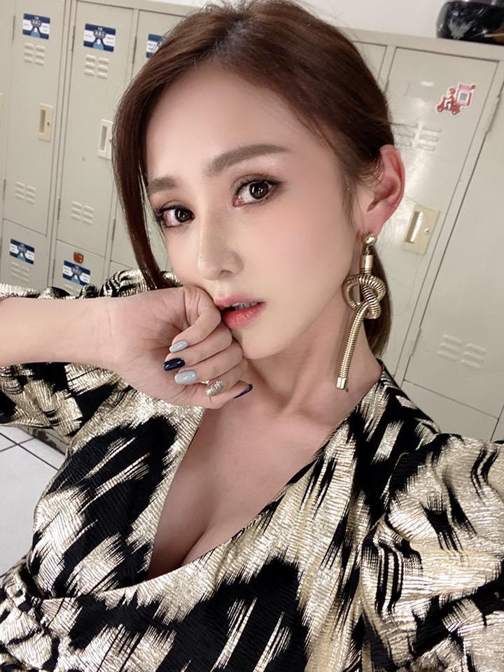 ▲陳子玄五官甜美、身材火辣。(圖/陳子玄臉書)