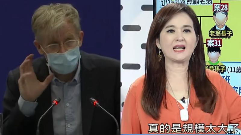 被「世界欠武漢說」惹毛 林大鈞、安幼琪開嗆WHO