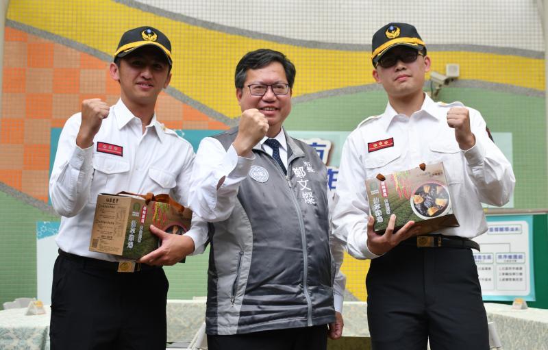 鄭文燦談社區防疫演練