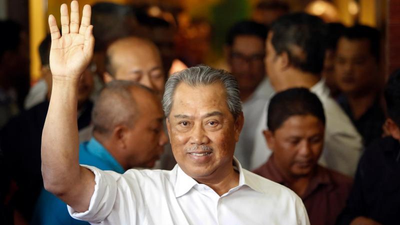 大馬反對黨國會議員遊行 要求首相慕尤丁下台